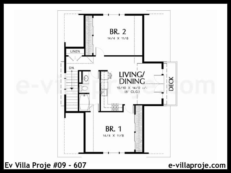 Ev Villa Proje #09 – 607