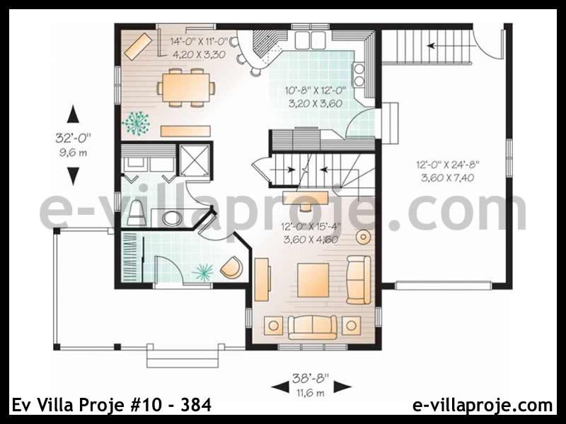 Ev Villa Proje #10 – 384