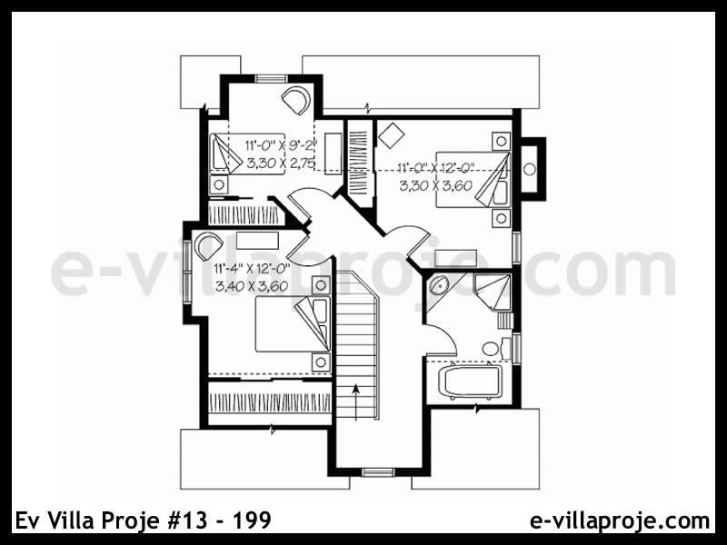 Ev Villa Proje #13 – 199