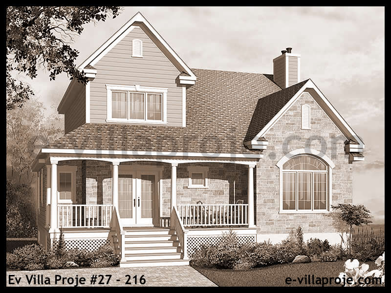 Ev Villa Proje #27 – 216