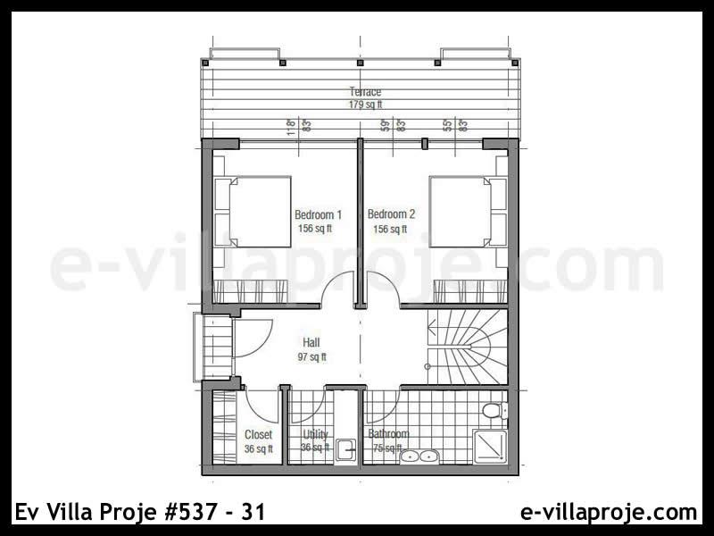 Ev Villa Proje #537 – 31