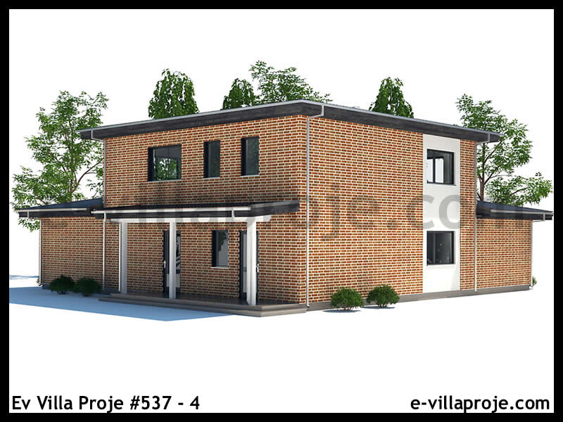 Ev Villa Proje #537 – 4