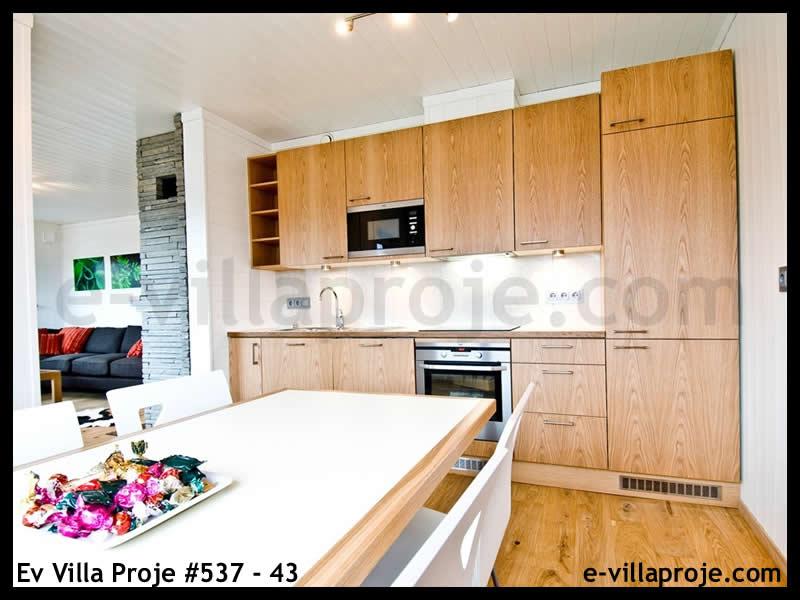 Ev Villa Proje #537 – 43