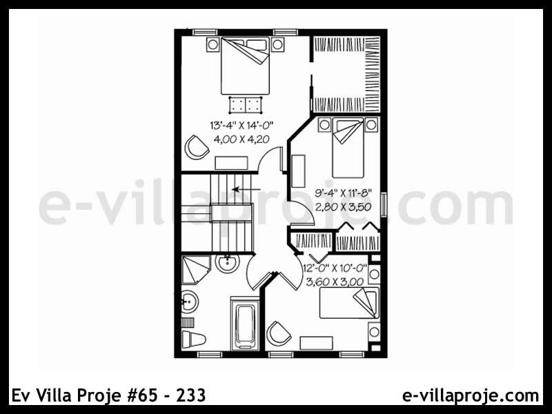 Ev Villa Proje #65 – 233
