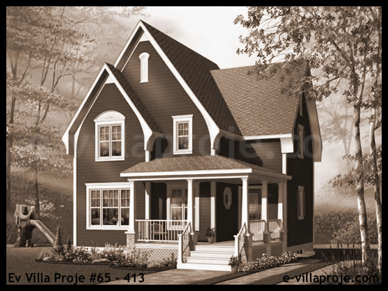 Ev Villa Proje #65 – 413