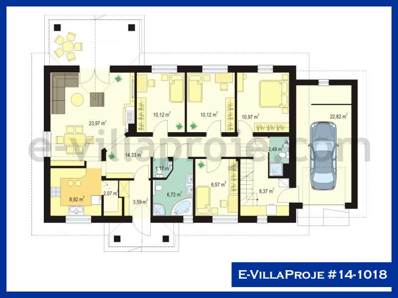 Ev Villa Proje #14 – 1018