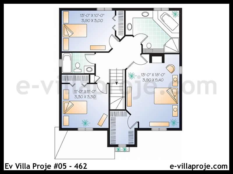 Ev Villa Proje #05 – 462