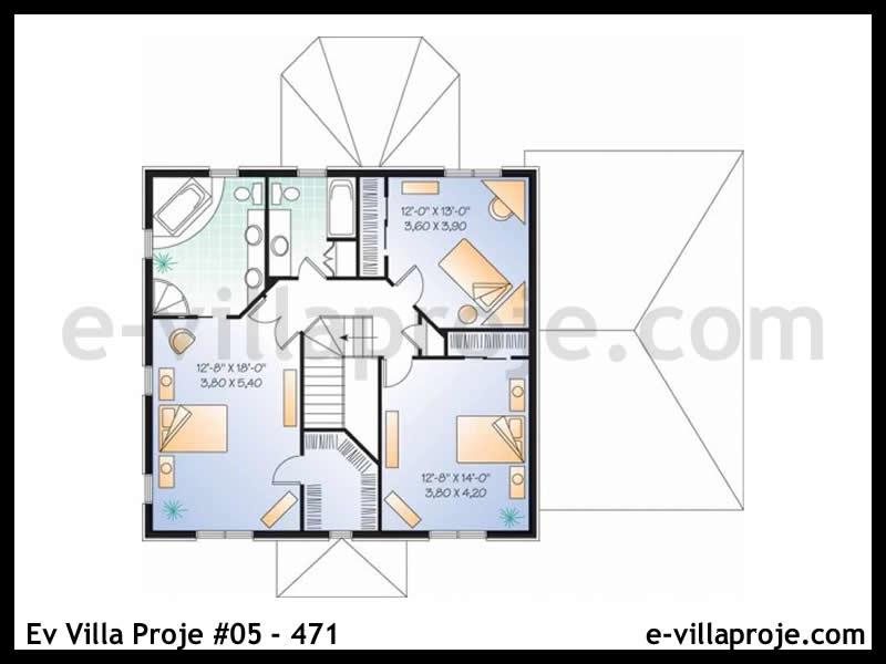 Ev Villa Proje #05 – 471