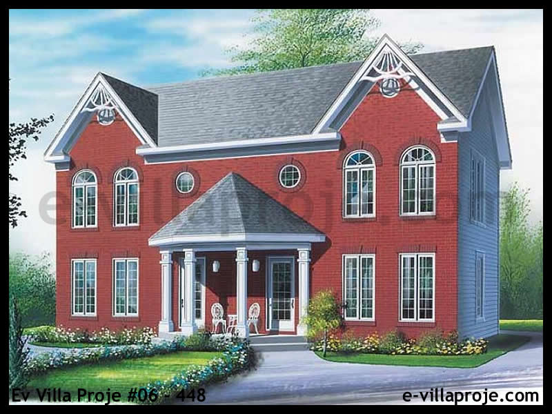 Ev Villa Proje #06 – 448