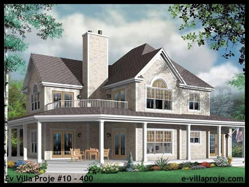Ev Villa Proje #10 – 400