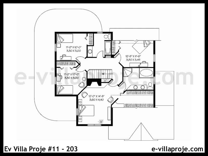Ev Villa Proje #11 – 203