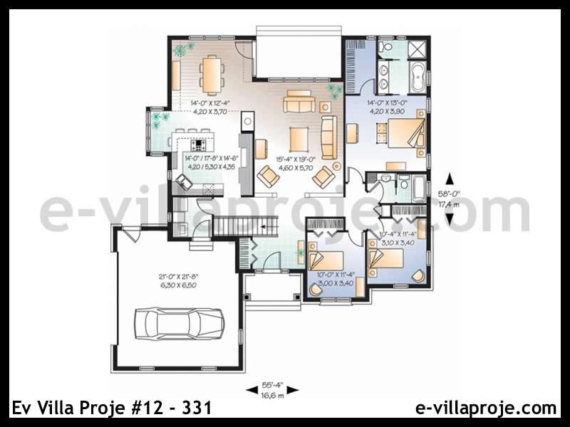 Ev Villa Proje #12 – 331