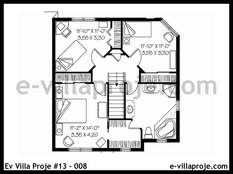 Ev Villa Proje #13 – 008