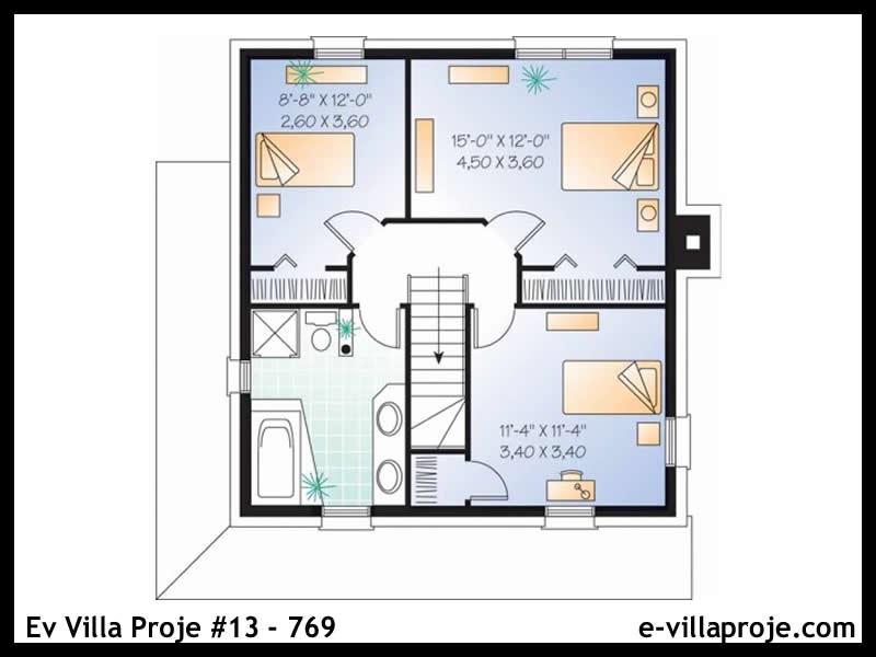 Ev Villa Proje #13 – 769