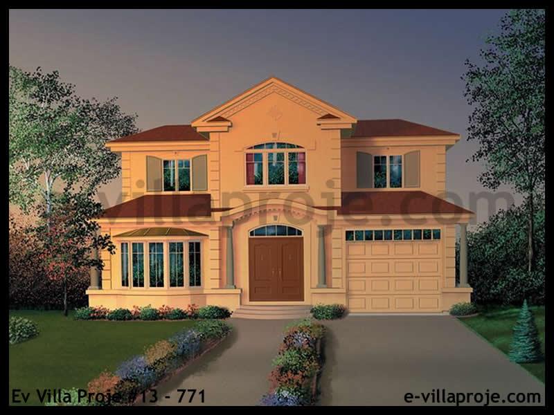 Ev Villa Proje #13 – 771