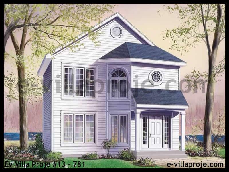 Ev Villa Proje #13 – 781