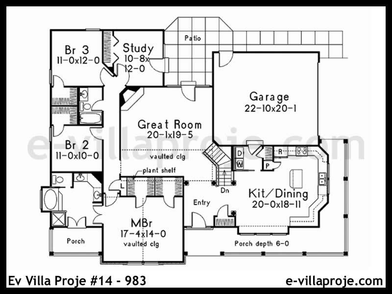 Ev Villa Proje #14 – 983