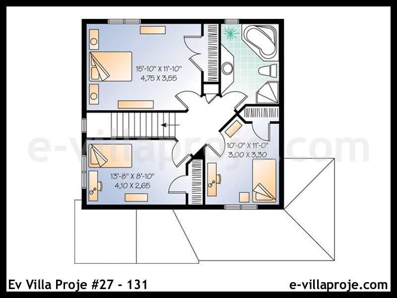 Ev Villa Proje #27 – 131