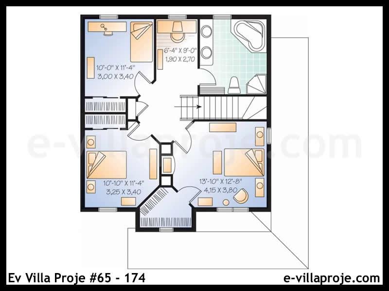 Ev Villa Proje #65 – 174