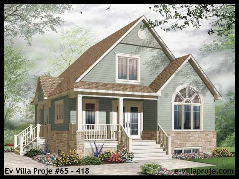 Ev Villa Proje #65 – 418