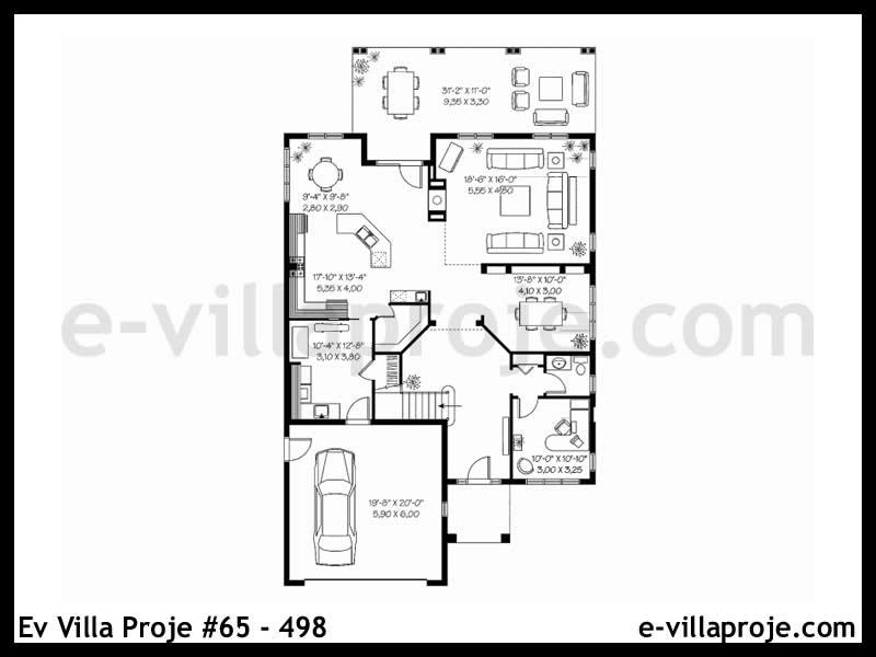 Ev Villa Proje #65 – 498