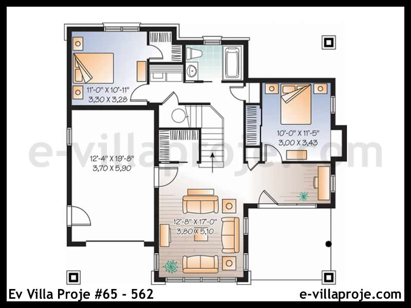 Ev Villa Proje #65 – 562