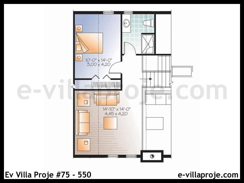 Ev Villa Proje #75 – 550