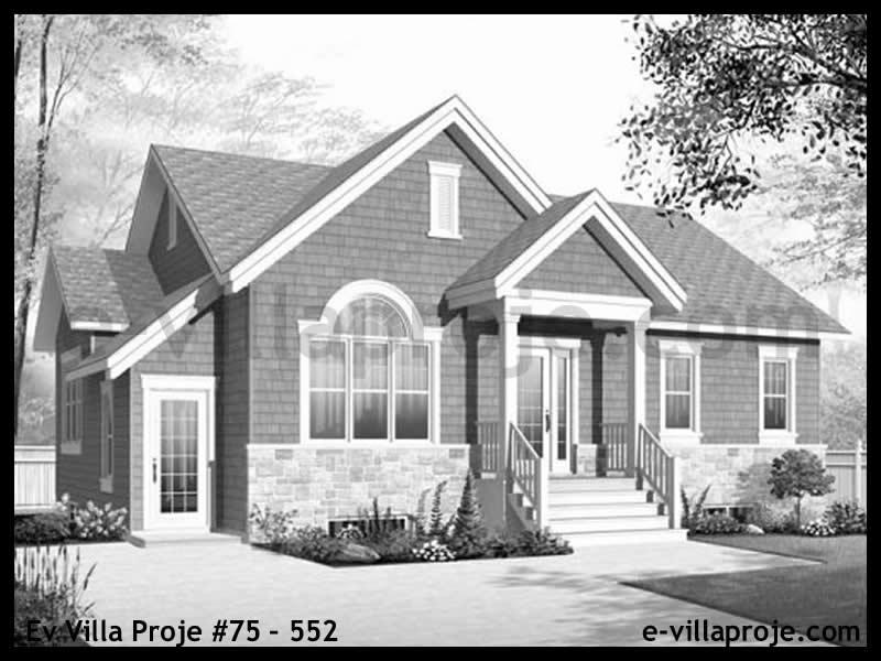 Ev Villa Proje #75 – 552