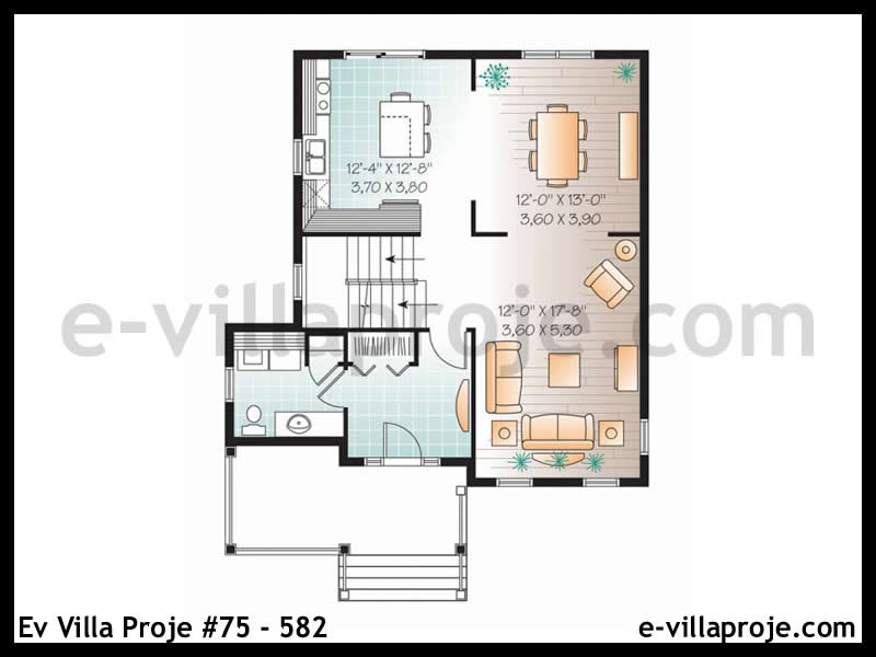 Ev Villa Proje #75 – 582