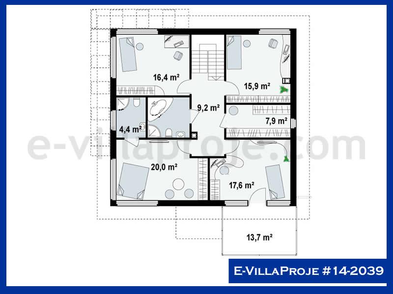 Ev Villa Proje #14 – 2039