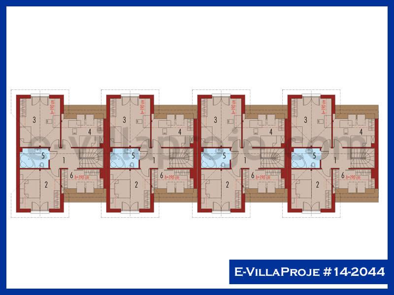 Ev Villa Proje #14 – 2044
