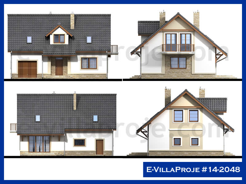 Ev Villa Proje #14 – 2048