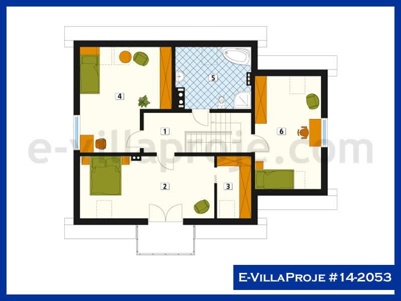 Ev Villa Proje #14 – 2053